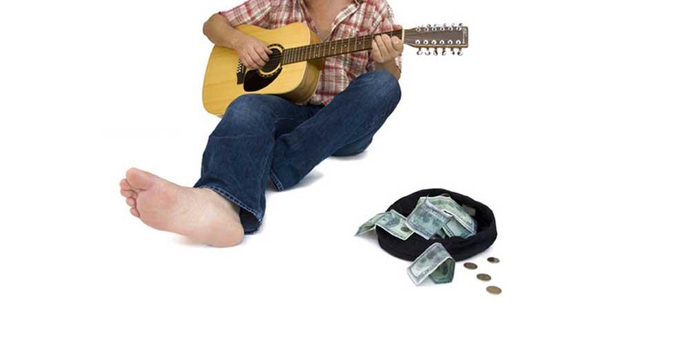 hvem spiller gitar