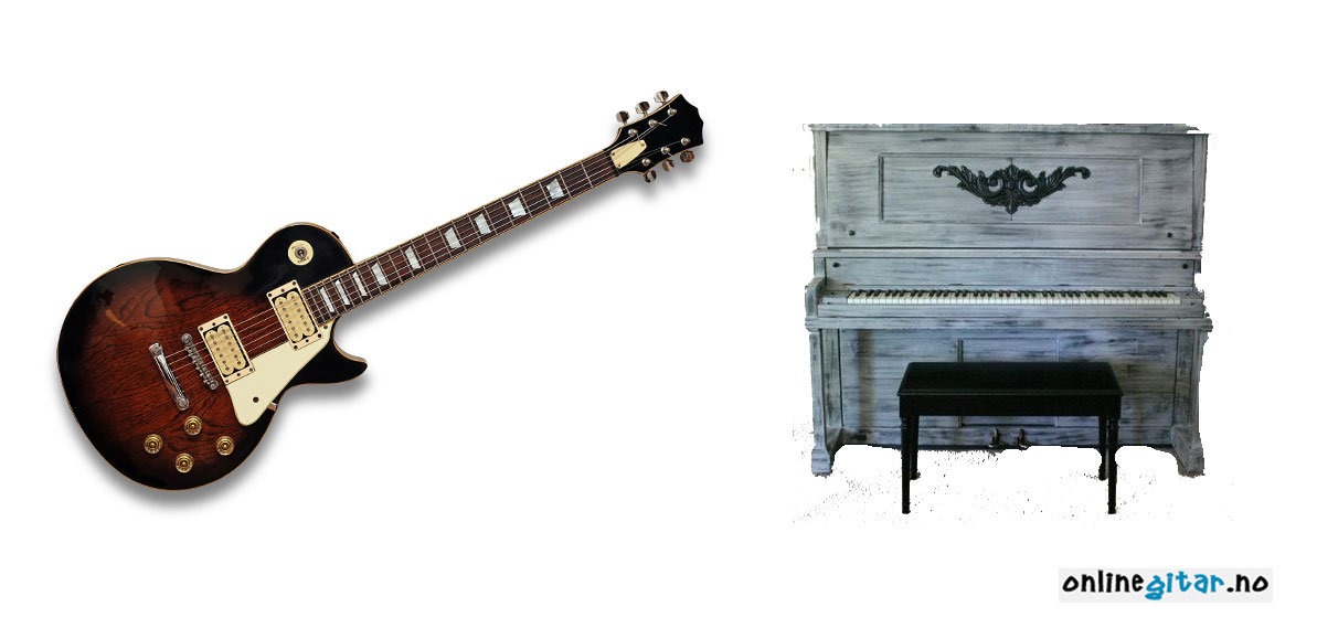 Gitar vs Piano