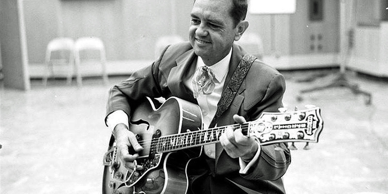 Merle Travis og Travis picking