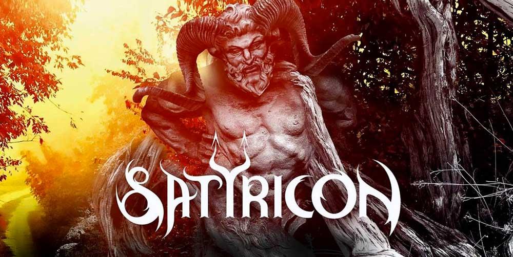 Satyricon ute med nytt album