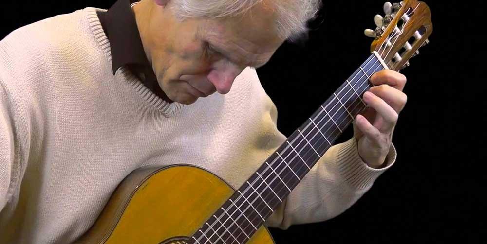 Sven Lundestad - Norges første gitarprofessor