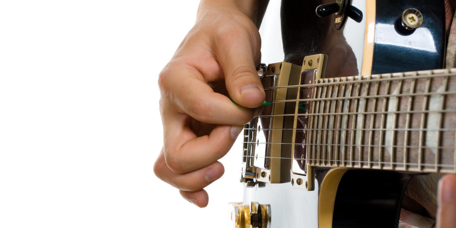 Fra første gitar til første gig - del 2