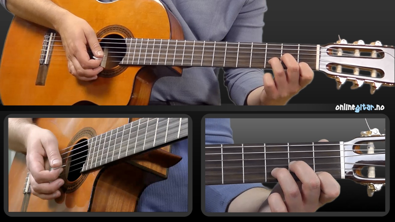 dm akkord gitar